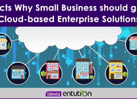 9 Facts Why Small Business should go for cloud-based enterprise solutions