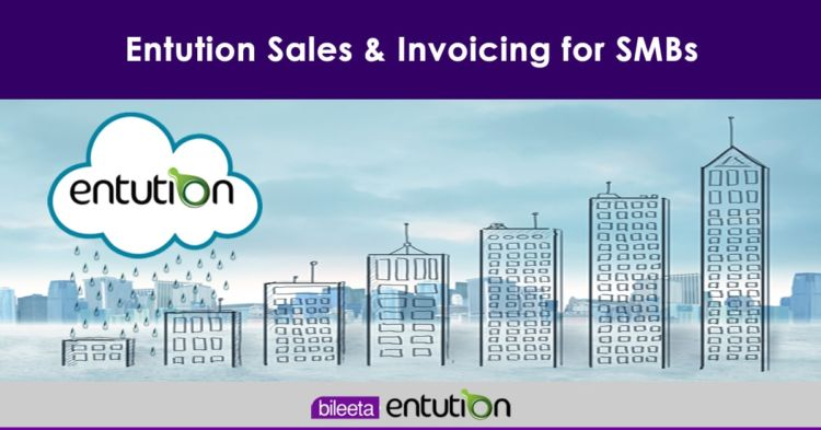 Entution Sales & Invoicing for SMBs