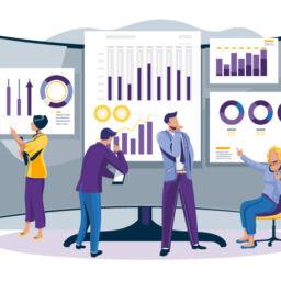 Business using ERP