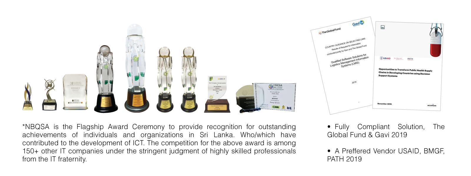 Entution Vesta Awards