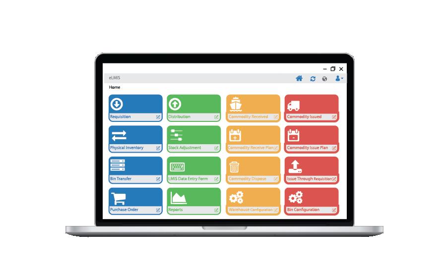 logistics software offline - Entution Vesta