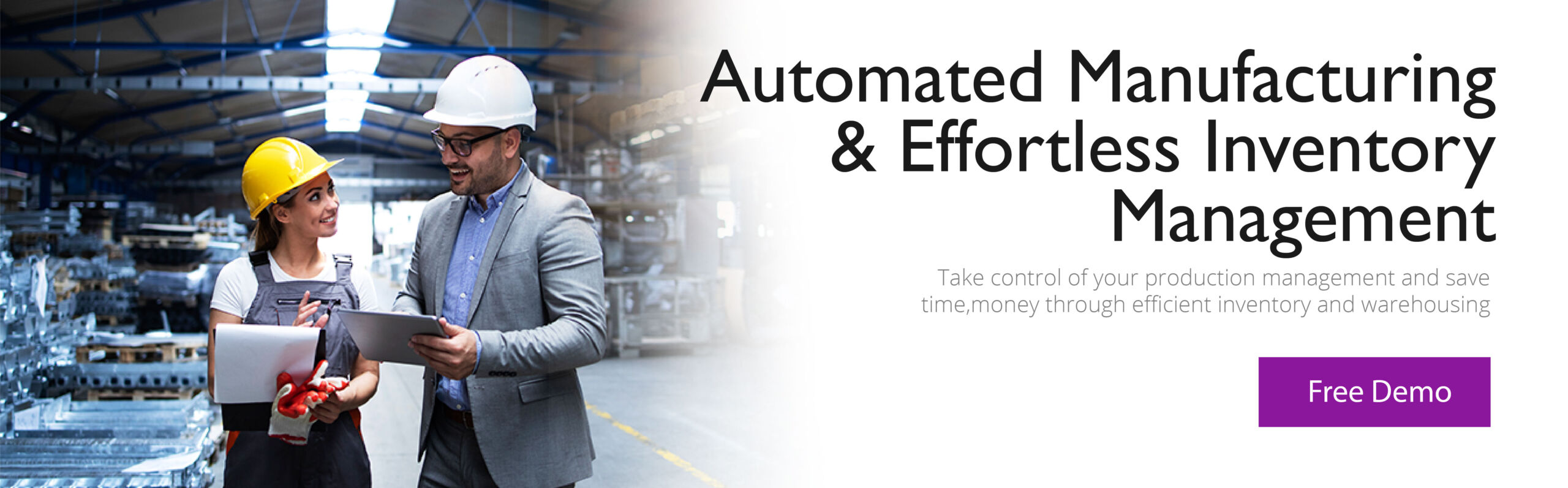 Manufacturing and Inventory ERP