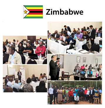 Vaccine information management system implemented in Zimbabwe by Bileeta